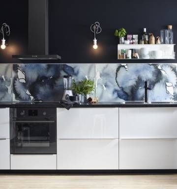 IKEA Katalog 2017 | Kitchen | Wandpaneele küche, Ikea ...