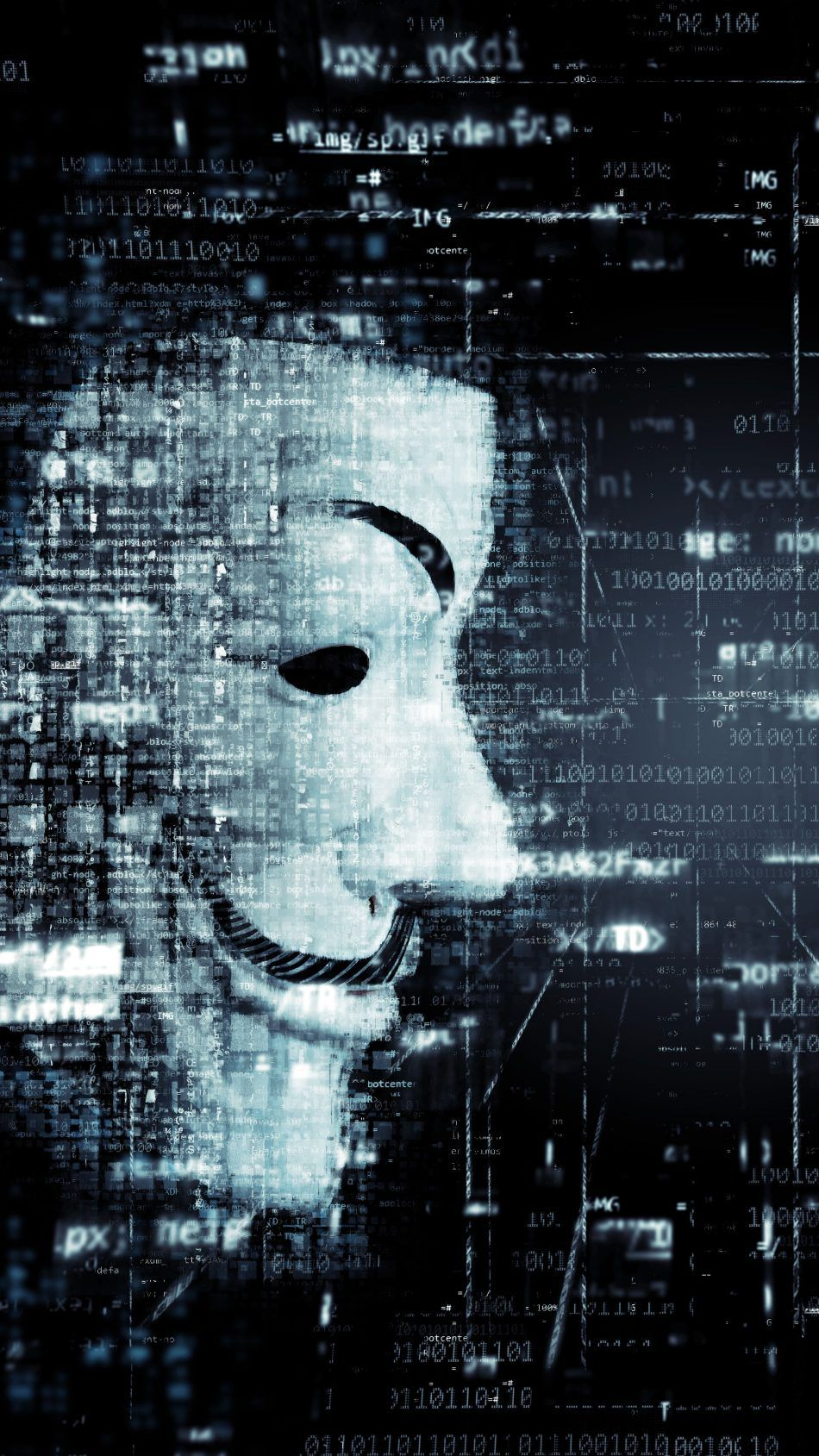Anonymous Mask 4k Ultra Hd Mobile Wallpaper Papeis De Parede Para Download Arte De Fumaca Papel De Parede Wallpaper
