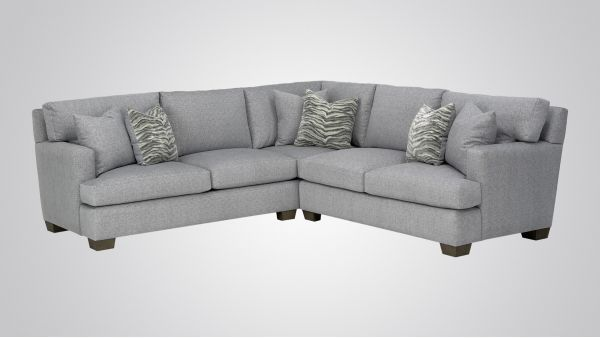 629 Sectional By Burton James @ Heritage Furniture Outlet