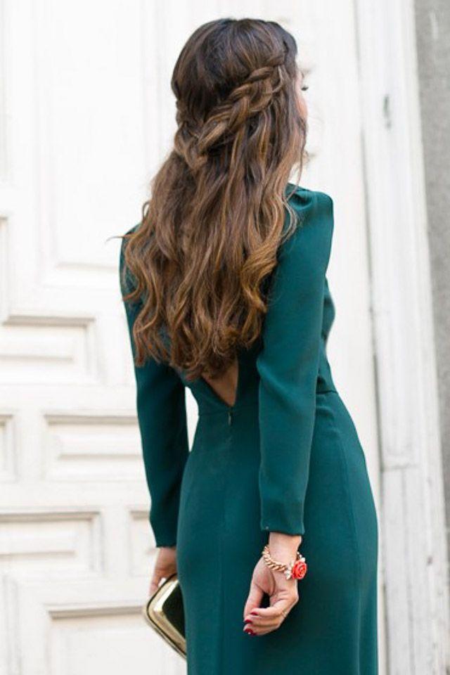 10 Recogidos Para Triunfar Peinados Con Trenzas Faciles Peinados Con Trenzas Peinados Elegantes
