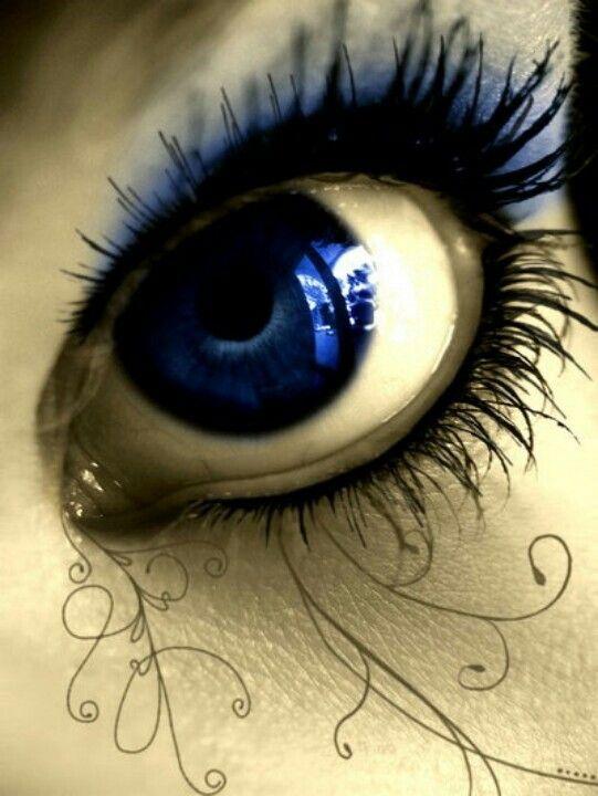 Pin von jan basil auf eyes augen augen farbe und sch ne - Geschminkte augen ...