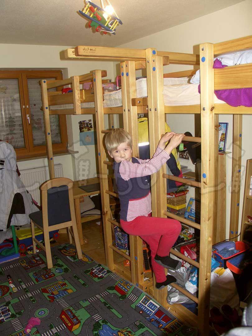 Loft bed with slide building plans  Jugend Im Loft Betten Stellen Sie Ihren Schreibtisch wo es passt