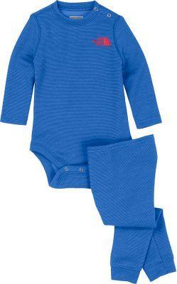 d3c862eb8044 The North Face® Infants  Base Layer Snapsuit Set