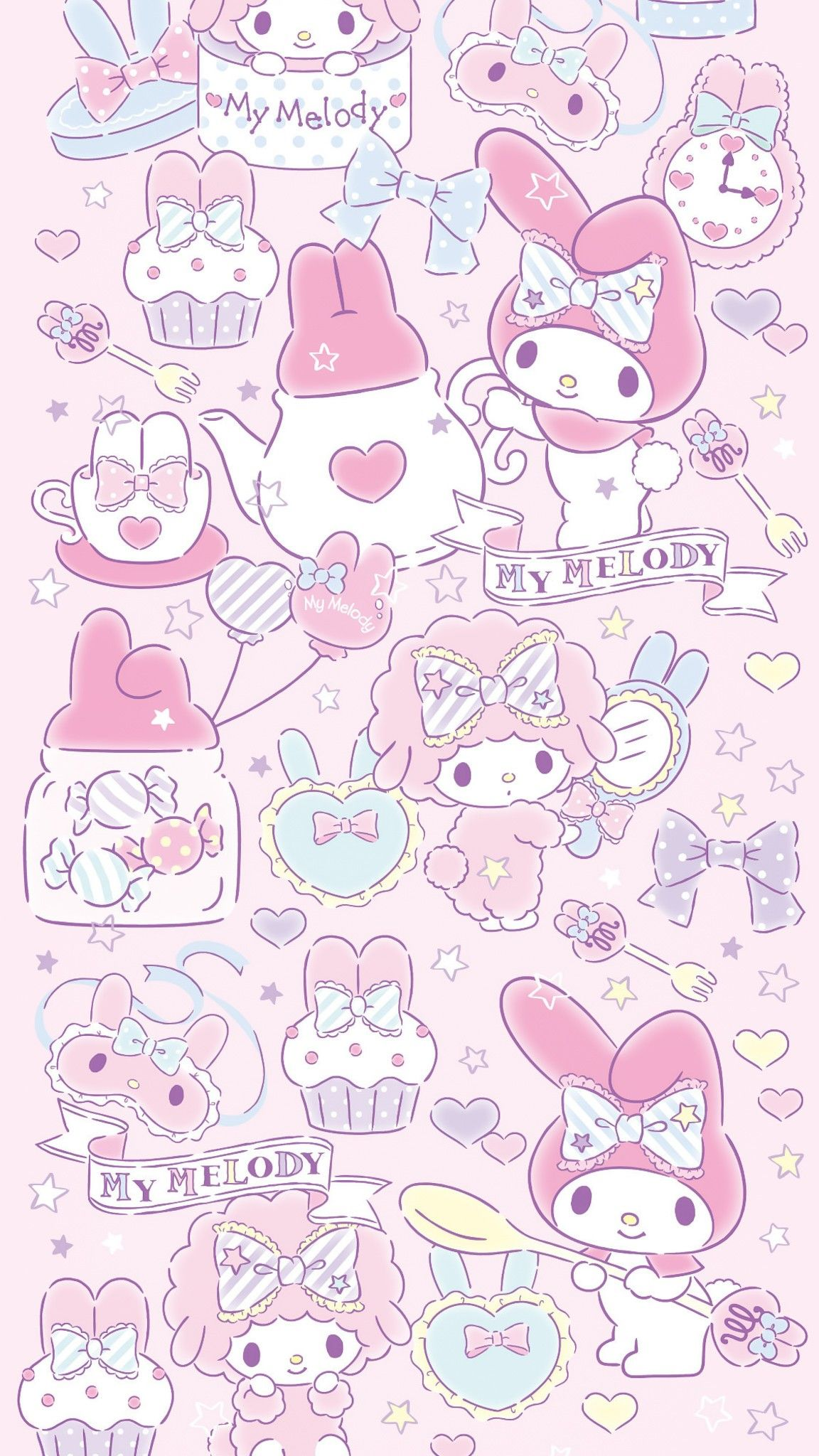 Pin On My Melody Wpp