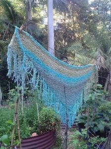 The (literally) 2 hour Shawl bank