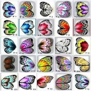 Butterfly Wing Patterns By Beverly Garner Butterfly Wings