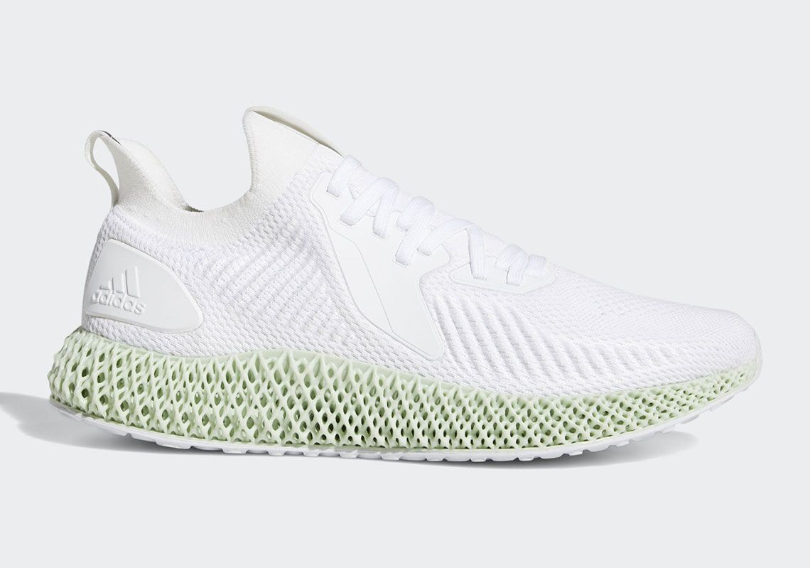 adidas Alphaedge 4D EF3454 EF3453 Release Date | Sneakers