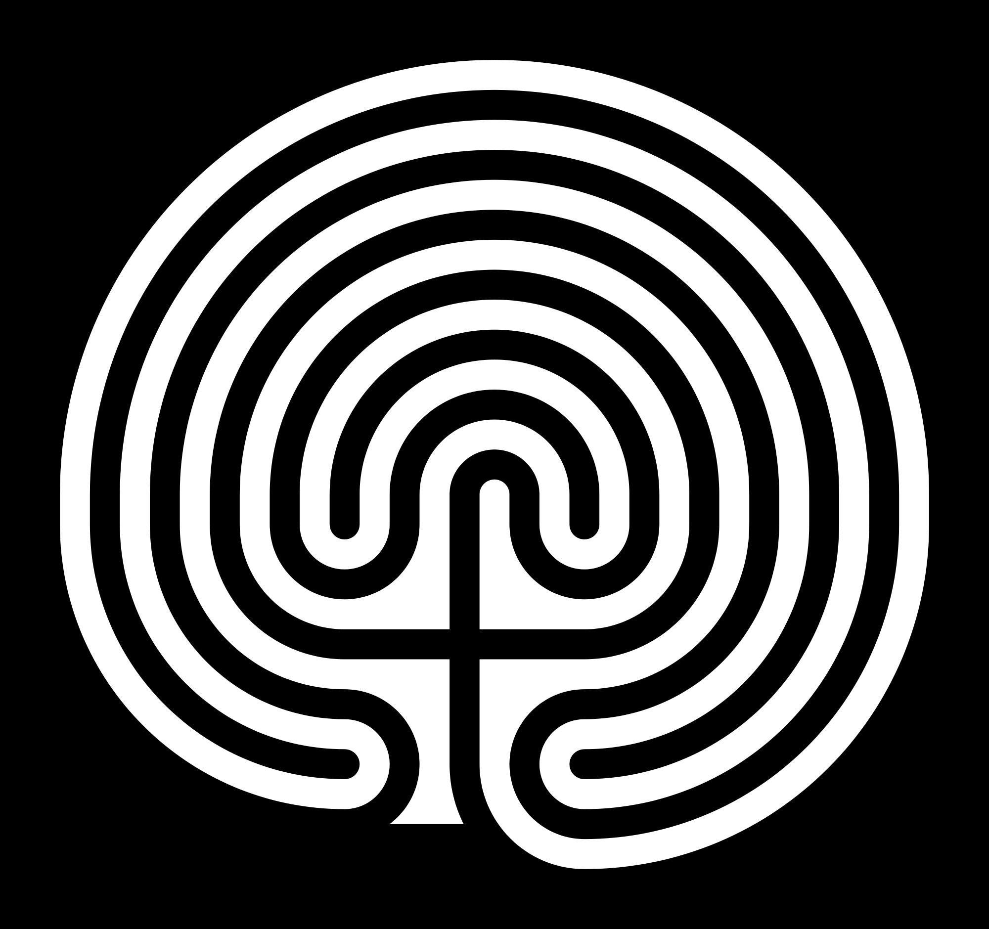 cretan labyrinth