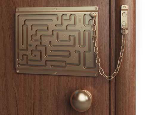 The Most Secure Chain Door Lock In The World Door Chains