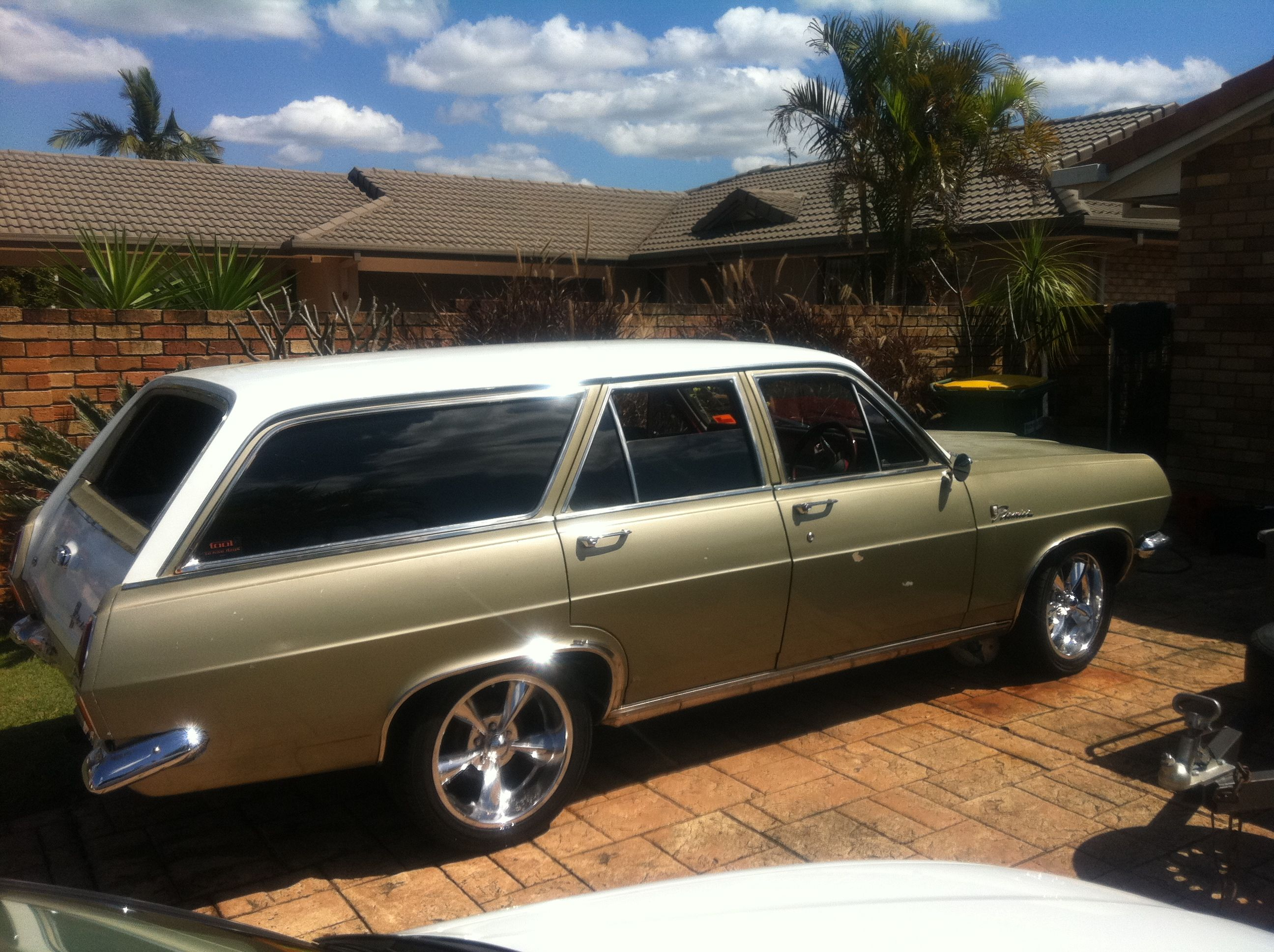 66 HR Holden Station Wagon | Aussie GM - Holden ( + Chev, Isuzu ...