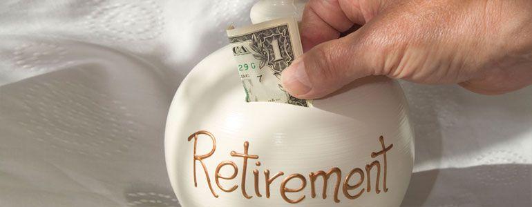 Old Fashion Retirement account