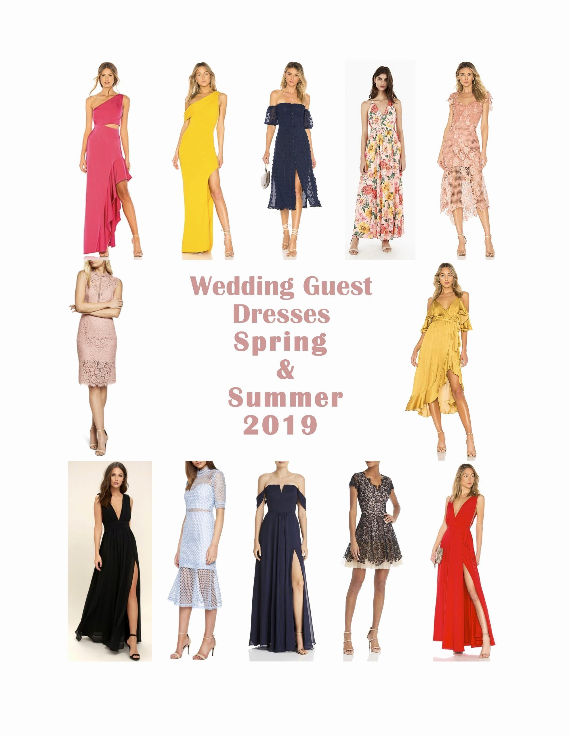 Wedding Guest Dresses for Spring 5 Best Of Wedding Guest