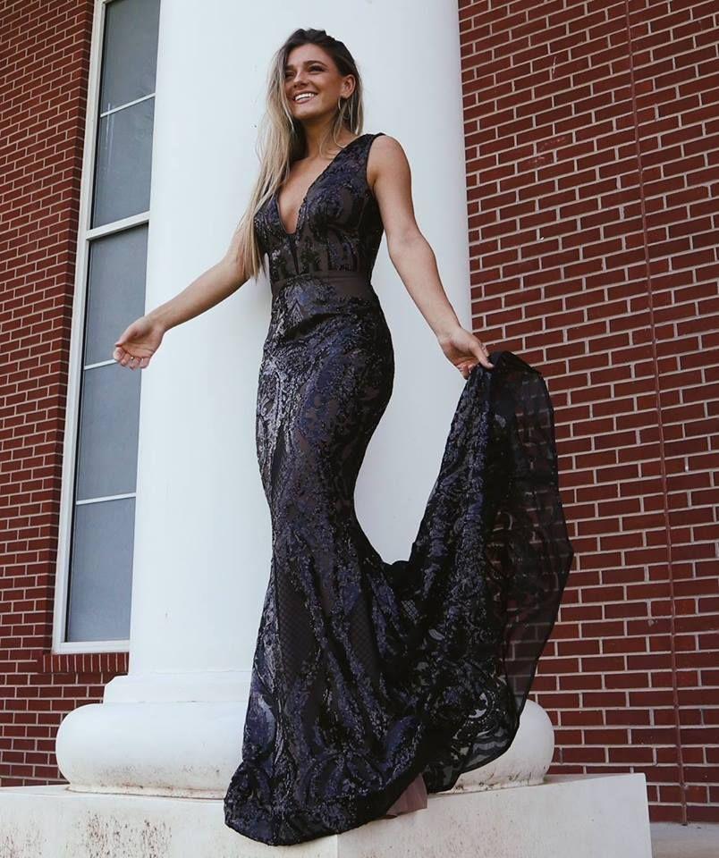 Desire Sequin Dress (JX1091) by Jadore Evening