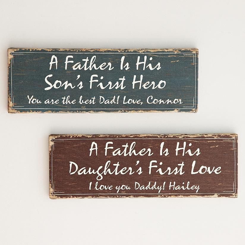 A Father Is His Sons First Hero And Daughters Love
