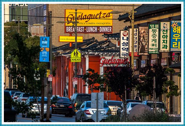 Guelaguetza Restaurant City Of Angels La Restaurants Los Angeles