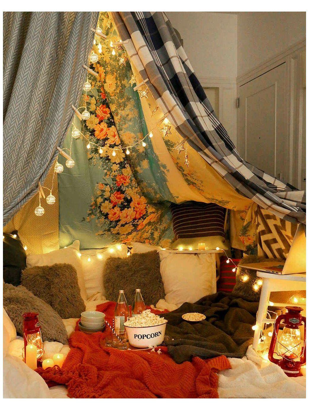 ultimate blanket fort