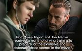 FASCINATING FACTS 20 High Speed Facts About Baby Driver Chaostrophic