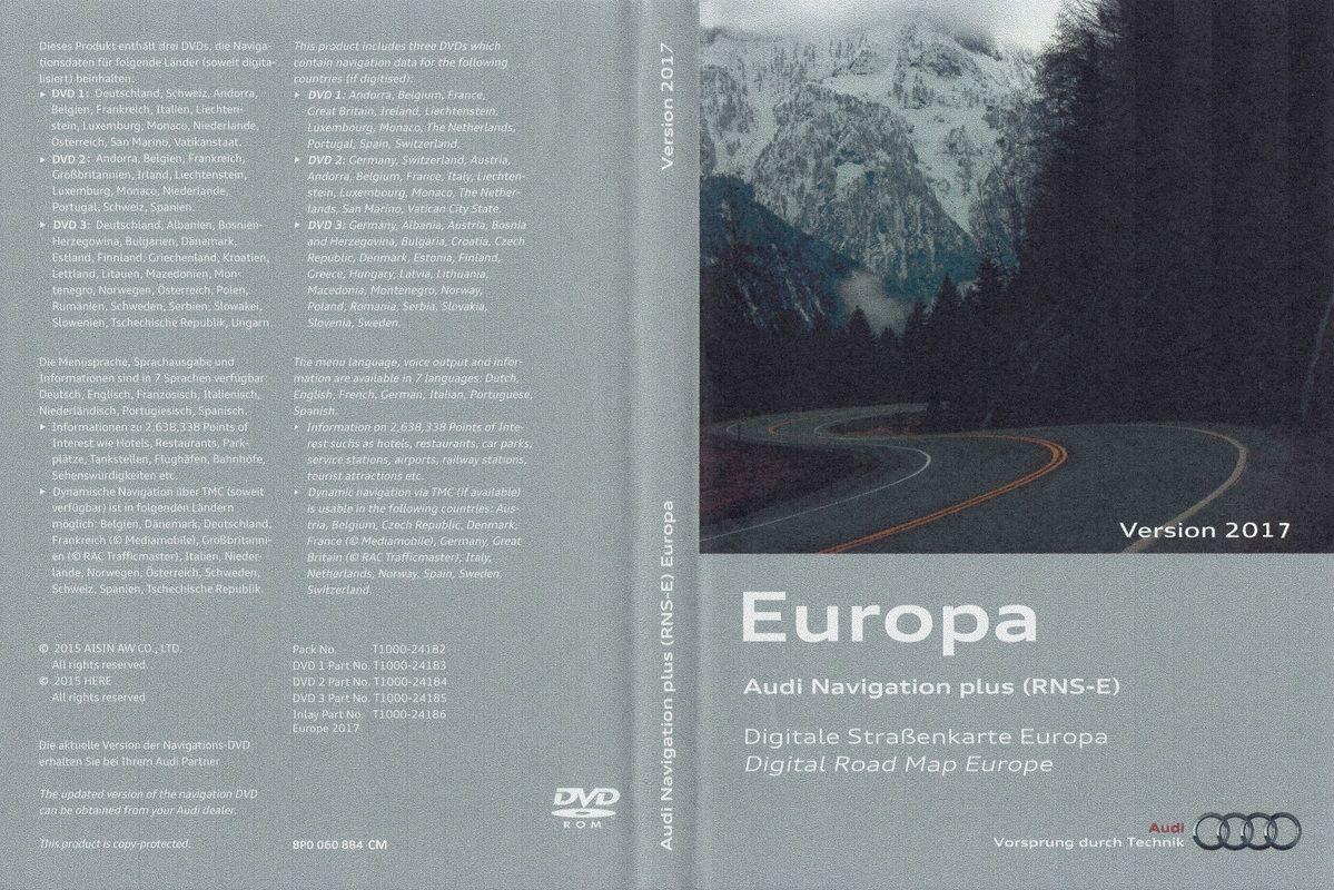 Audi rns e 2017 east europe | seisabo | Adobe photoshop, Photoshop