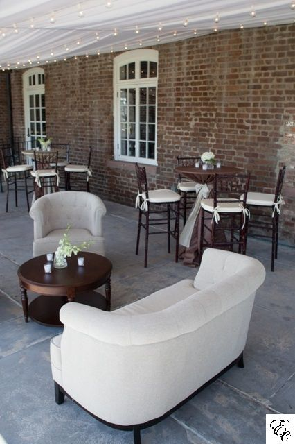 lounge furniture | café lighting | designed by Engaging Events