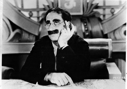 two new books about groucho highlighted in an opinionator