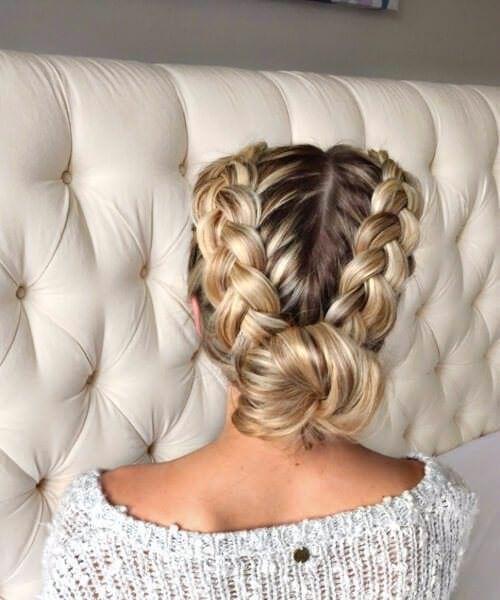 peinados recogidos fáciles de hacer en el hogar – SoyModa