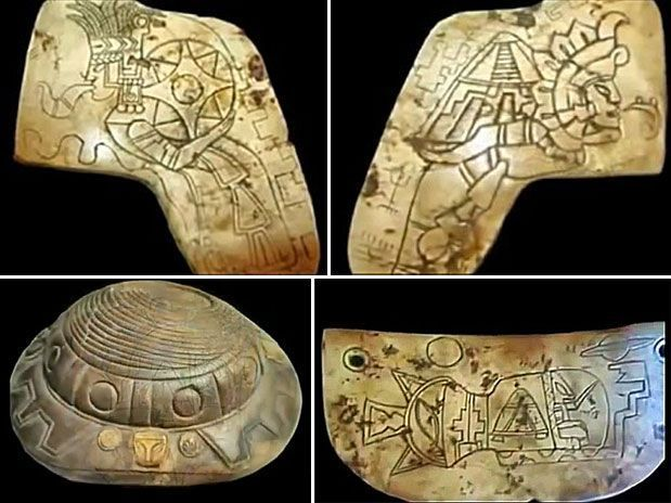Risultati immagini per Ancient Alien Artifacts & Mayans