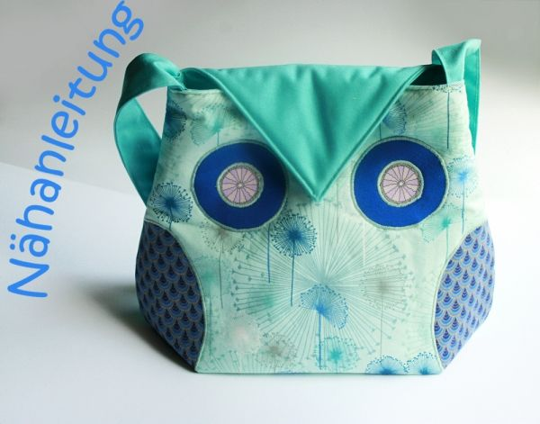 diaper bag? | owls for sissy | Pinterest | Kindergartentasche, Eule ...