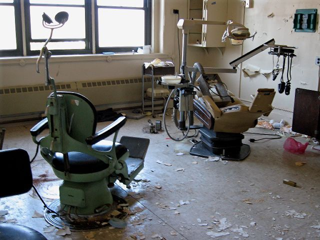 Overbrook Asylum Old Essex County Hospital Cedar Grove Nj
