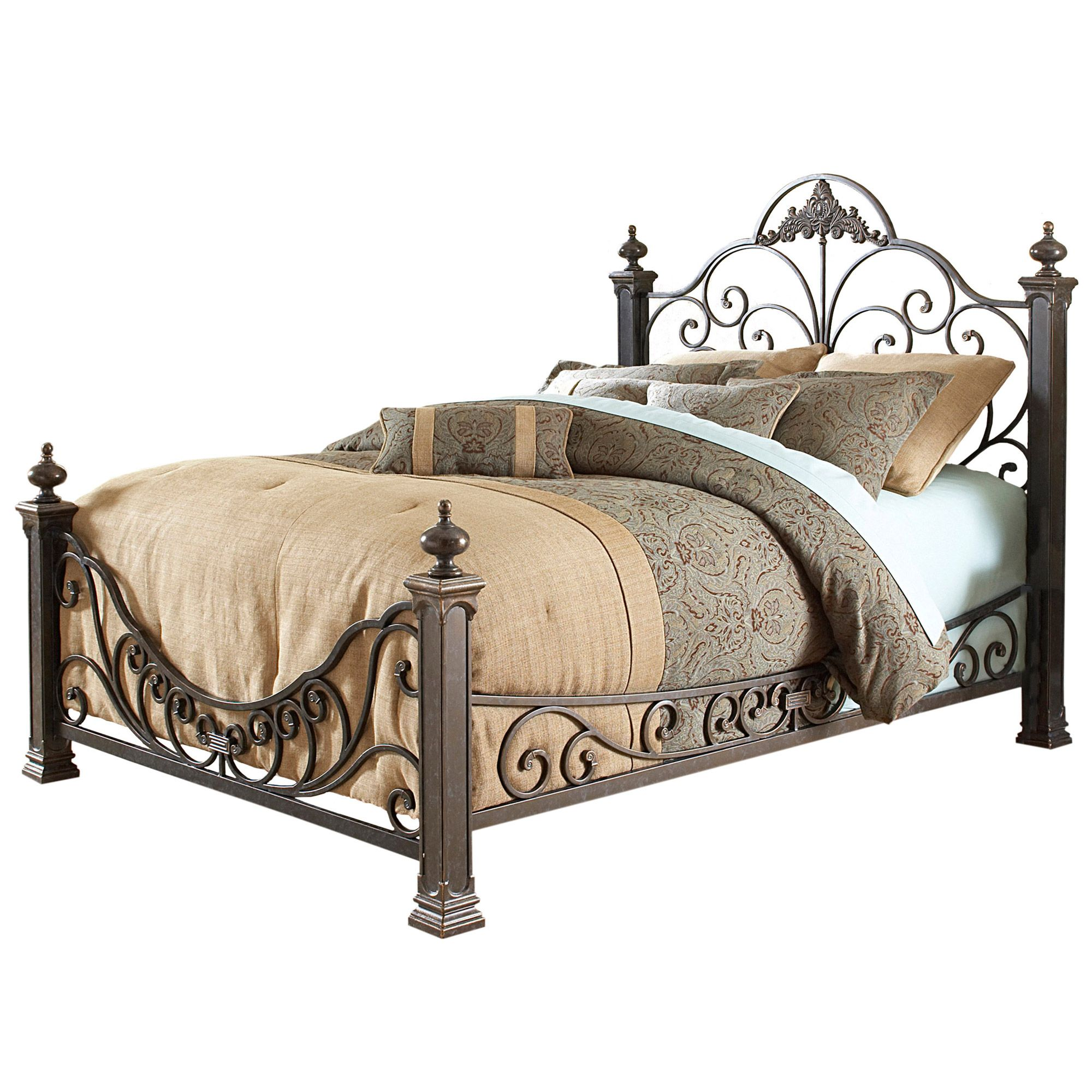 Iron Bed Lowest prices Quality American made iron beds by