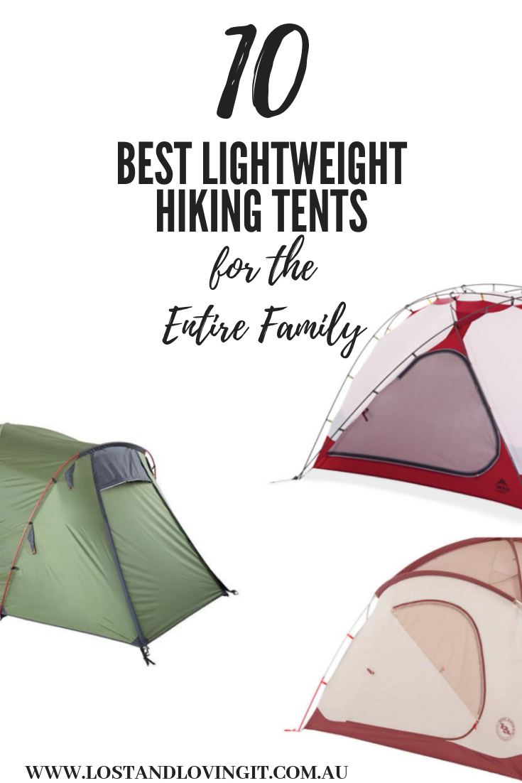 the best tents for couples