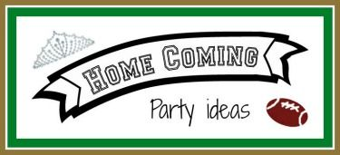 high school homecoming pre party and after party ideas football