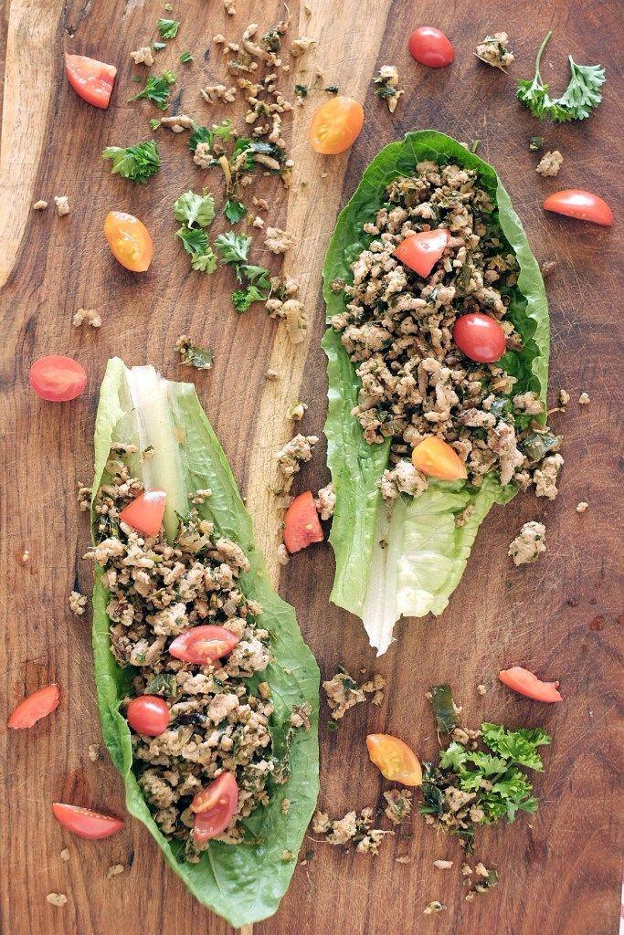 Lettuce Wraps Recipe