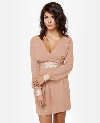 Lovely Blush Dress