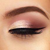 39 Top Rose Gold Make-up-Ideen, um wie eine Göttin auszusehen   - Beauty - #auszusehen #Beauty #eine #Gold #Göttin #MakeupIdeen #rose #Top #wie #goldmakeup