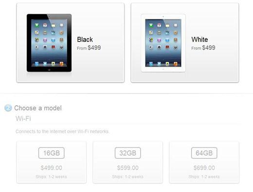 iPad Storage Capacities - add storage