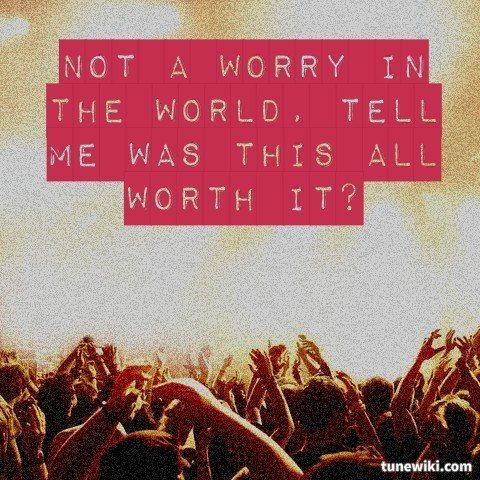 Lyricart For All I Want By A Day To Remember Remember Lyrics A Day To Remember Band Quotes