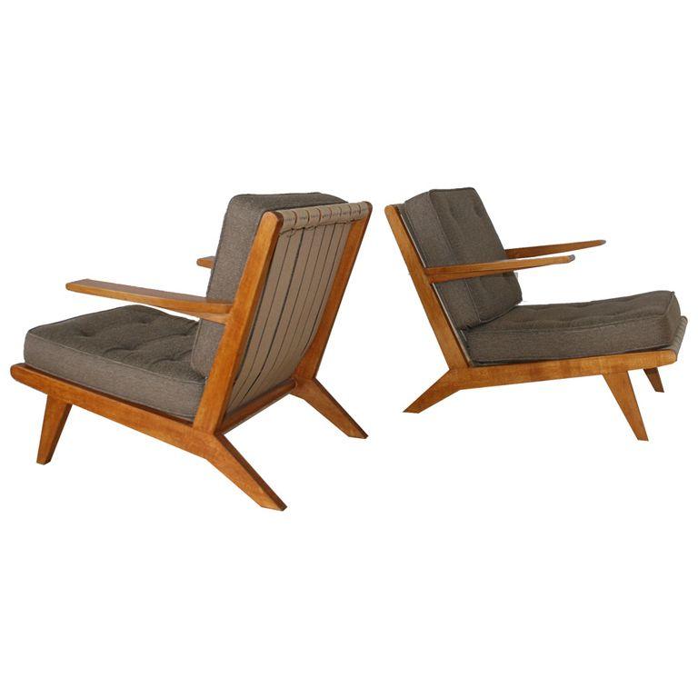 Sleepwalker Arm Chair By Joaquim Tenreiro Brazil 1950 Vintage Lounge Chair Modern Lounge Chairs Armchair Vintage