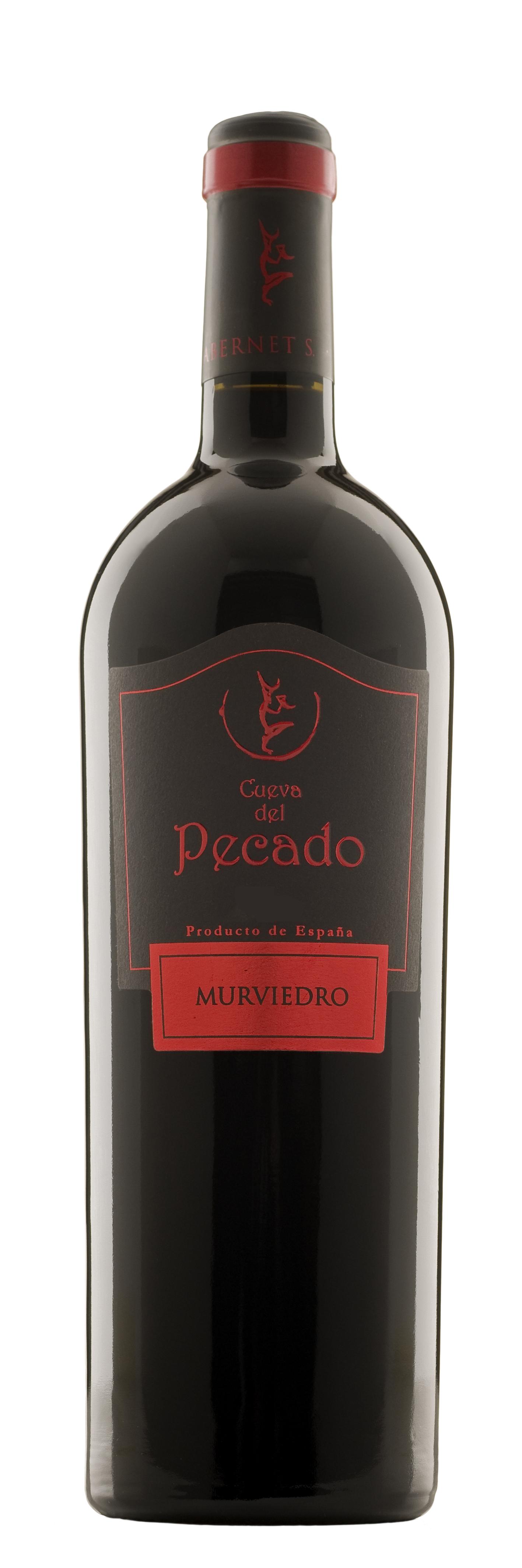Cueva Del Pecado Color Rojo Cereza Intenso Con Reflejos Teja Aroma Complejo Especiado Con Recuerdos De Fruta Roja Muy Madura Y Un Pecado Cerveja Vinho