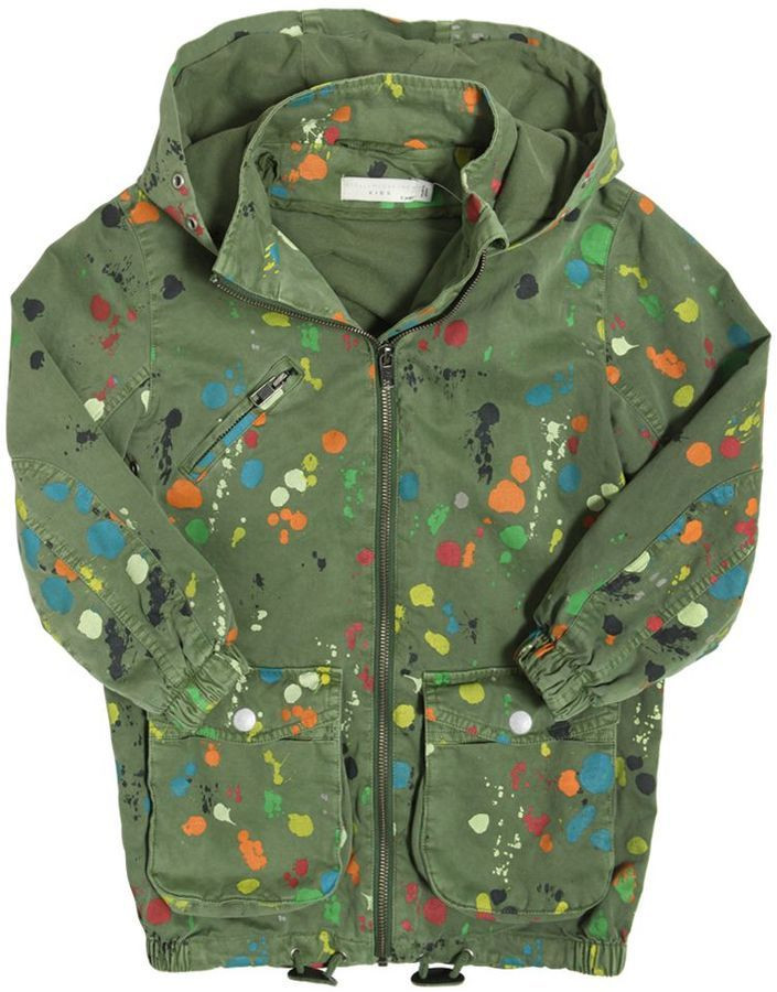 d7f18704e Children's bomber with panther face green | gucci woman men kids ...