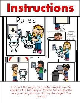 Images of School Bathroom Rules - #rock-cafe