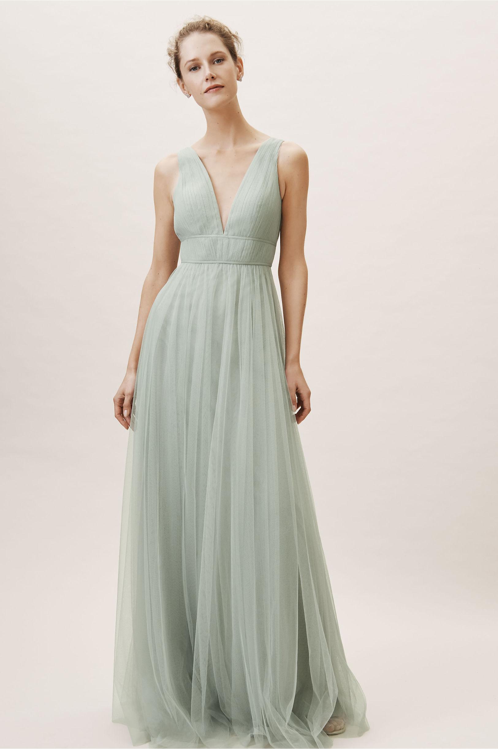 650e1ae056 Sarita Dress Morning Mist in Bridesmaids   Bridal Party