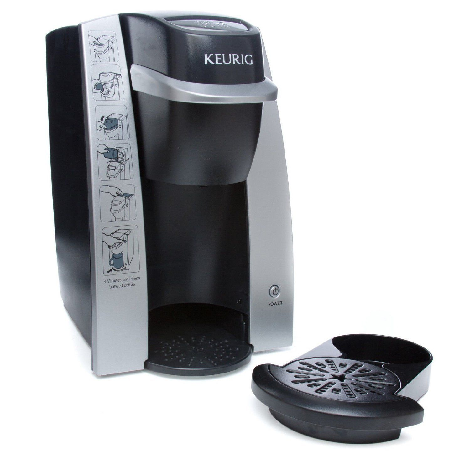 Amazon Com Keurig K130 Brewing System Single Serve Brewing