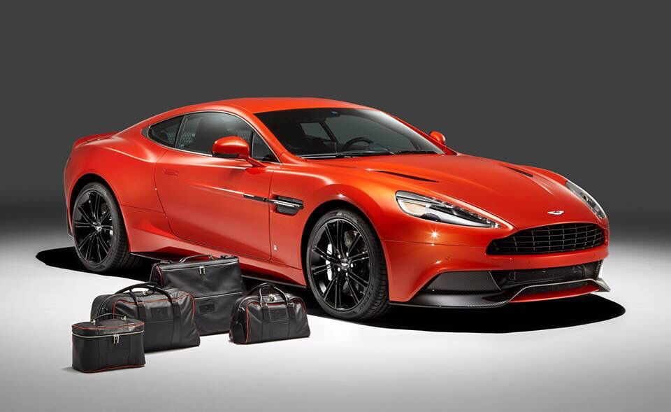 Q By Aston Martin Vanquish Coupe And Vehicle Accessories Super - Aston martin accessories