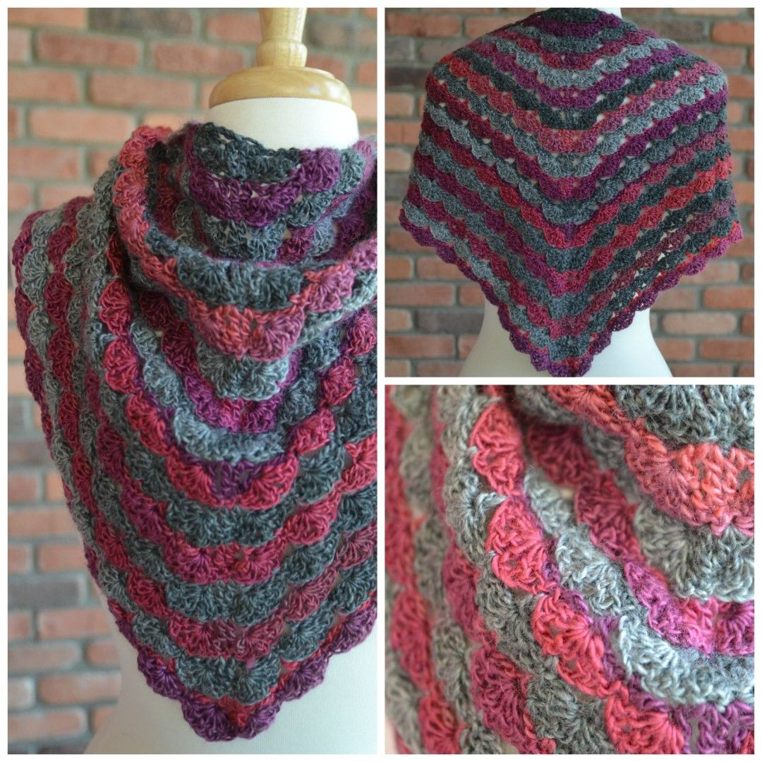 Thisisthefinishedpatternofthenostoppingmenowshawlthe free crochet shawl pattern by marly bird named no stopping me now bankloansurffo Image collections