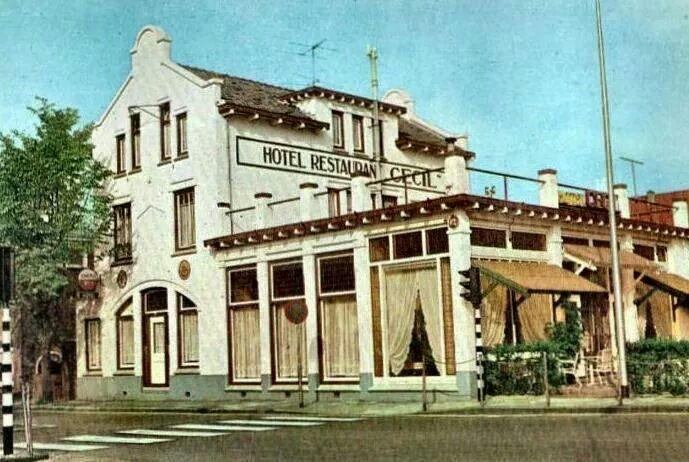 Hotel Cecil Bussum Via Evelien Gooisemeren Oud