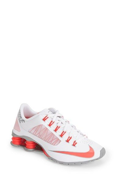 Nike  Shox Superfly R4  Running Shoe (Women) available at  Nordstrom ... dd59d042ca8c