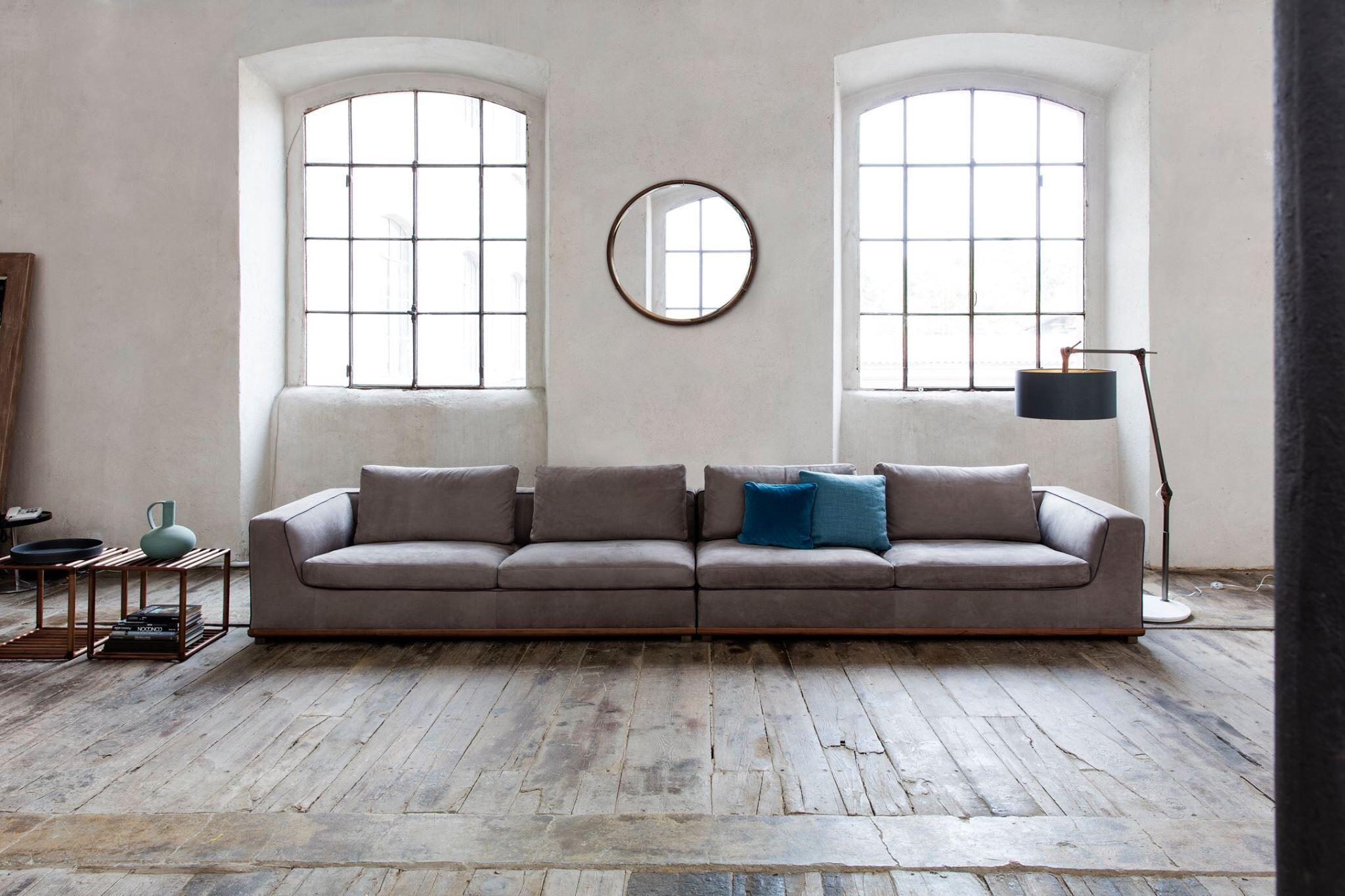 Mobili Porada ~ Kirk sofa by porada como living room upholstery