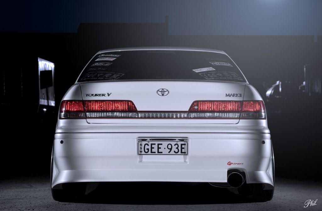 Toyota Chaser Tourer V