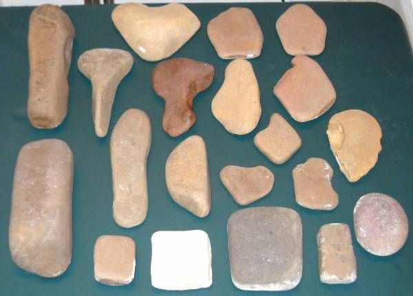 Tools Paleo Indians Used Some Unusual Stone Tools Paleo Indian Artifacts Indian Artifacts Paleo Indians Native American Tools