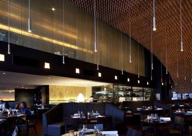 Modern Restaurant Design modern restaurant design : ocean roomyasumichi morita   modern